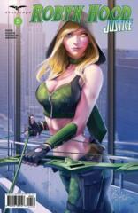 Robyn Hood Justice #5 Cover C Karl Liversidge
