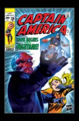 Captain America #25 1:15 Hasbro Variant