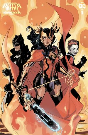 Dark Nights Death Metal Guidebook #1 Cover B 1:25 Terry Dodson Variant