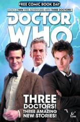 FCBD 2015 Doctor Who Special
