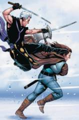 Ninjak #19 Cover D 1:20 Laming Variant
