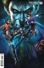 Nightwing Vol 4 #74 Cover B Alan Quah Variant