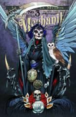 Lady Mechanika La Dama De La Muerte #3 (Of 3) Main Cover A