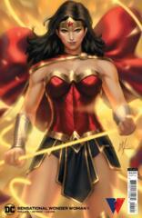 Sensational Wonder Woman #1 Cover B Ejikure Variant