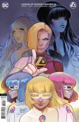 Legion Of Super-Heroes Vol 8 #10 Cover B Darko Lafuente Variant