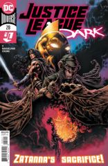 Justice League Dark Vol 2 #28 Cover A Kyle Hotz