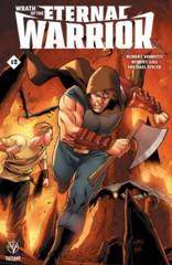 Wrath Of The Eternal Warrior #12 Cover C 1:20 Henry Variant