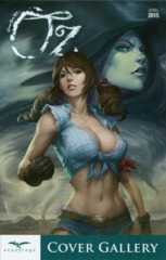 GFT Oz Cover Gallery One Shot Cover A