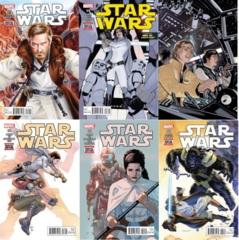 Star Wars Lot 15 16 17 18 19 20