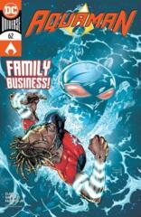 Aquaman Vol 8 #62 Cover A Robson Rocha