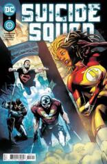 Suicide Squad Vol 7 #3 Cover A Eduardo Pansica