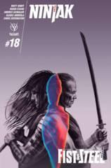 Ninjak #18 Cover A Latorre