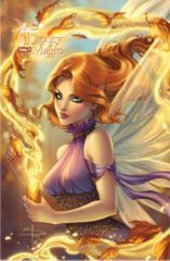 Theory Of Magic #2 Rothic Sabine Rich 2015 NYCC Variant