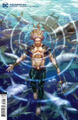 Aquaman Vol 8 #64 Cover B Gilbert Vigonte Variant