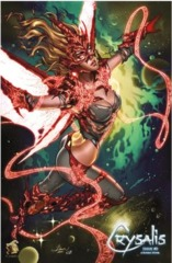 Crysalis #0 Dawn McTeigue Evil Variant LTD to 100