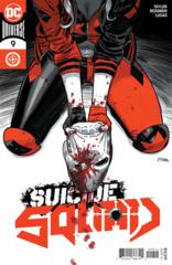 Suicide Squad Vol 6 #9 Cover A Bruno Redondo