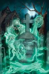 Spirit Hunters #3 (Of 12) Cover B Leister