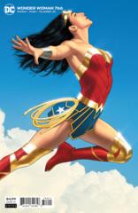 Wonder Woman Vol 1 #766 Cover B Joshua Middleton Variant