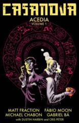 Casanova Acedia Vol 1 TPB