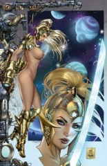 Crysalis #0 Mike Krome Nude Variant LTD to 100