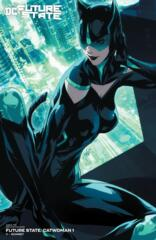 Future State Catwoman #1 (Of 2) Cover B Artgerm Variant