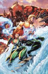 Aquaman Vol 8 Out Of Darkness HC