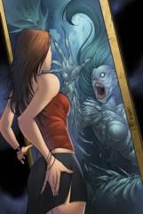 GFT Little Mermaid #4 (Of 5) C Cover Cafaro