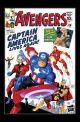 Avengers #36 1:15 Hasbro Variant