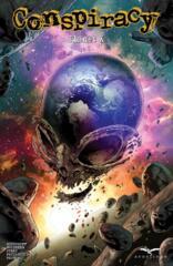 Conspiracy: Planet X Cover B Igor Vitorino