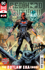 Red Hood Outlaw #50 Cover A Dexter Soy