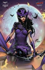 Grimm Fairy Tales 2019 Horror Pinup Special Cover E Paul Green NYCC Cosplay Exclusive LTD 250
