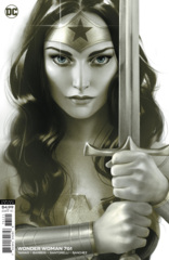 Wonder Woman Vol 1 #761 Cover B Joshua Middleton Variant