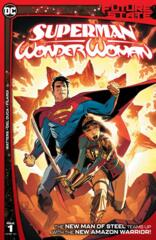 Future State Superman Wonder Woman #1 (Of 2) Cover A Lee Weeks