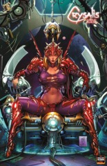 Crysalis #1 Krome 2016 SLCC Evil Variant