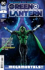 Green Lantern Season Two #7 (Of 12) Cover A Liam Sharp