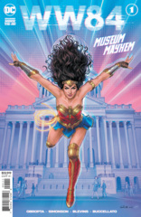 Wonder Woman 1984 #1 Cover A Nicola Scott