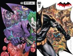 Batman Vol 3 #100 Cover A Jorge Jimenez Wraparound