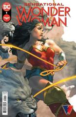 Sensational Wonder Woman #1 Cover A Yasmine Putri