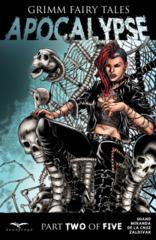 GFT Presents Apocalypse #2 Cover B Martinez