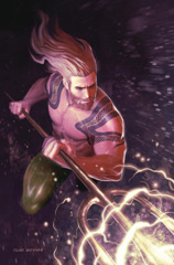 Aquaman Vol 8 #60 Cover B Tyler Kirkham Variant