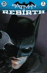 Batman Vol 3 Rebirth #1 Cover A Mikel Janin (REBIRTH)