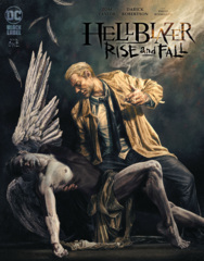 Hellblazer Rise And Fall #1 (Of 3) Cover B Lee Bermejo Variant