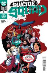 Suicide Squad Vol 6 #8 Cover A Daniel Sampere