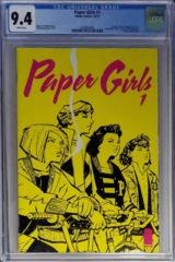 Paper Girls #1 CGC 9.4