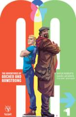 A&A: Archer & Armstrong #1 Cover B Kano