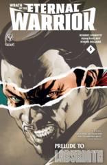 Wrath Of The Eternal Warrior #5 Cover A Jimenez