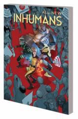 All New Inhumans Vol 1 Global Outreach TPB