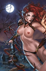 Ancient Dreams #4 EBAS SDCC Risque Nude Variant LTD to 250