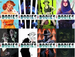 Bodies Lot 1 2 3 4 5 6 7 8 Set