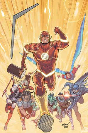 Flash Vol 1 Annual #3